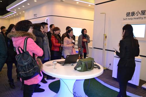 热烈欢迎金杨社区卫生服务中心采购健康小屋